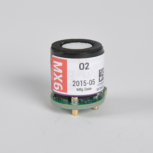 Industrial Scientific 17124975-3 Electrochemical Replacement Sensor, Oxygen, 0 to 30% Volume