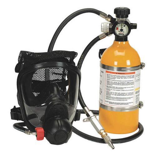 PremAire Cadet Escape Respirator with 5-minute Escape Cylinder - RENTAL