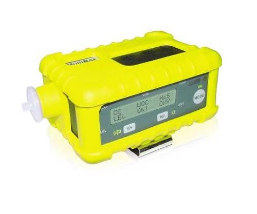 RAE MultiRAE Multi-Gas Monitor with PID, Wireless Ready - RENTAL