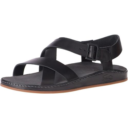 Chaco Women's Wayfarer Sandals - Black