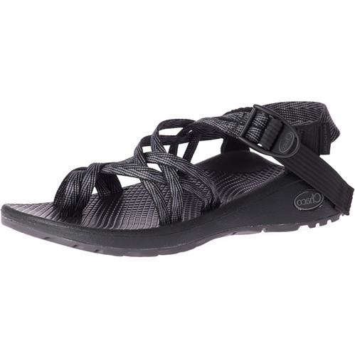 Chaco Women's Wide Width ZCloud X2 Sandals - Limb Black