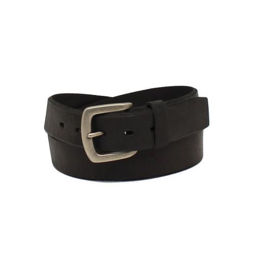 Men's Ariat Belt w Beveled Edge & Embossed Ariat Logo -A1037401