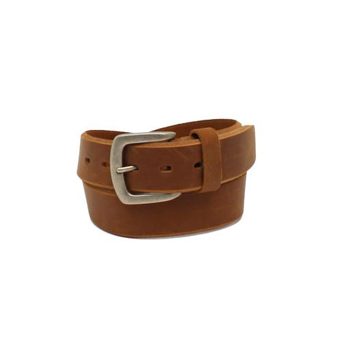 Men's Ariat Belt w Beveled Edge & Embossed Ariat Logo -A1037444