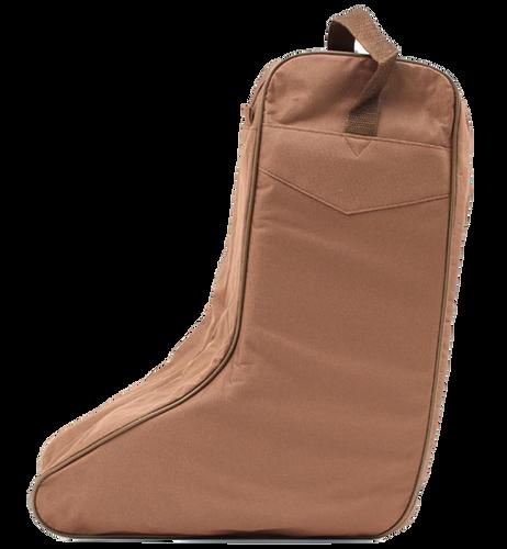 Cowboy Boot Bag - Brown