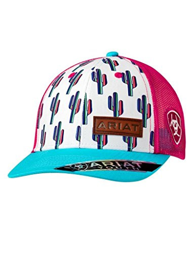 Ariat Youth Cap with Cactus Print - 1519105