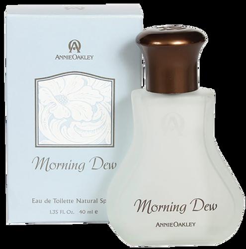 Annie Oakley Morning DewEau de Toilette Natural Spray