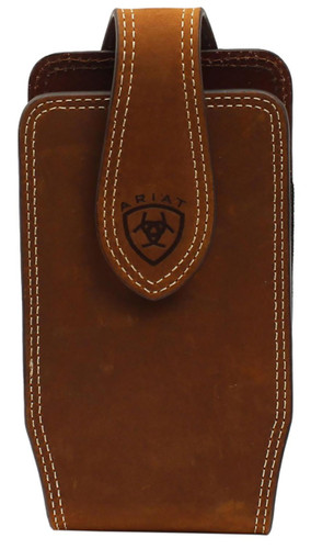 Ariat Cell Phone Case Small - Medium Brown