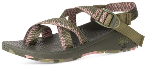Chaco Women's ZCLOUD 2 Sandal - Foster Aloe/Olive