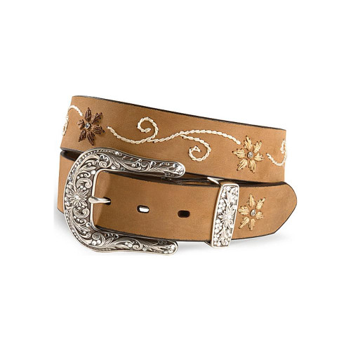 Nocona Women's Embroidered Belt