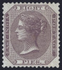 India Scott 19C Gibbons 51 Mint Stamp