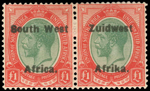South-West Africa Scott 29-40 Gibbons 29-40a Mint Set of Stamps