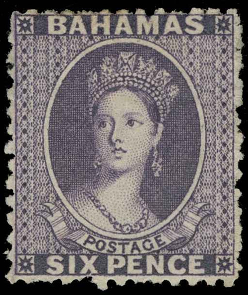 Bahamas Scott 14 Variety Gibbons 31x Mint Stamp