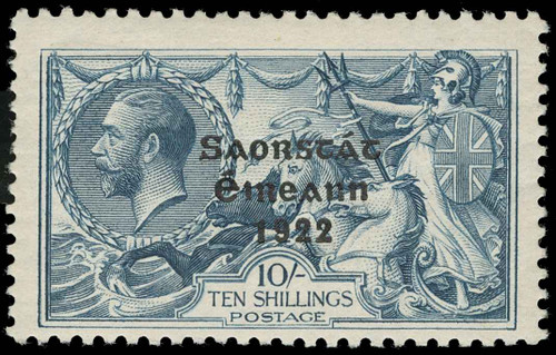 Ireland Scott 56-58 Gibbons 64-66 Mint Set of Stamps