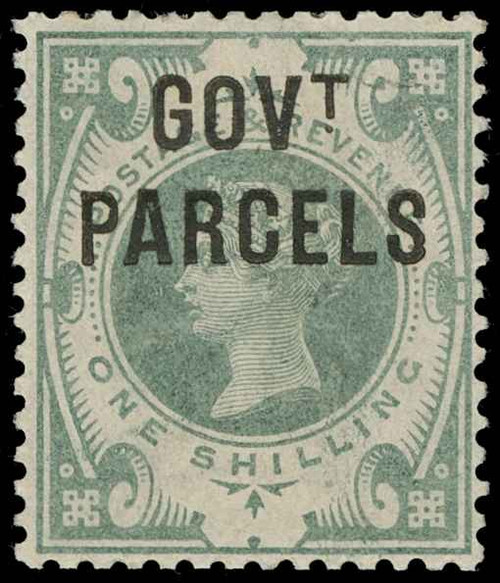 Great Britain Scott O36 Gibbons O68 Mint Stamp