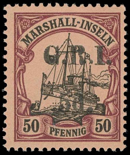 New Britain Scott 37 Gibbons 57 Mint Stamp