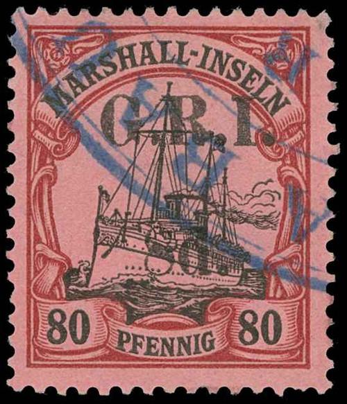 New Britain Scott 38 Gibbons 58 Used Stamp