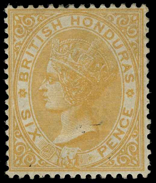 British Honduras Scott 16 Gibbons 21 Mint Stamp
