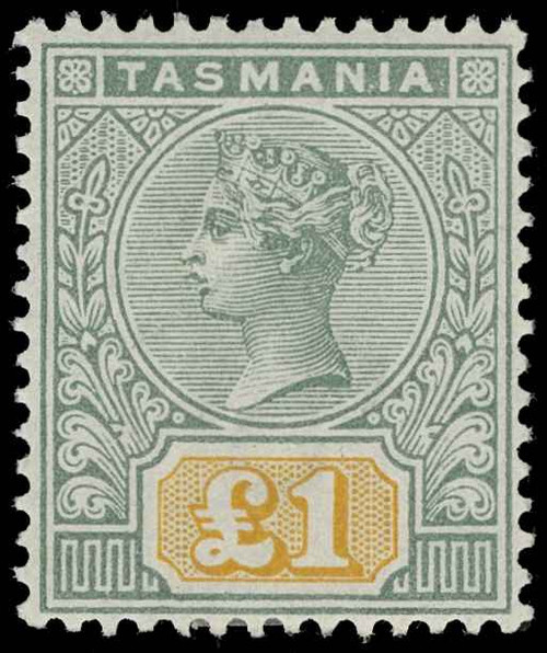 Australia / Tasmania Scott 85 Gibbons 225 Never Hinged Stamp