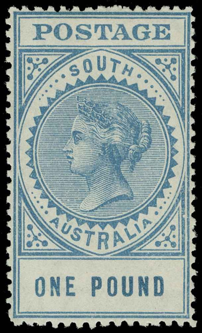 Australia / South Australia Scott 143V Gibbons 292 Never Hinged Stamp