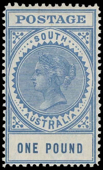 Australia / South Australia Scott 137-143 Gibbons 284-292 Mint Set of Stamps