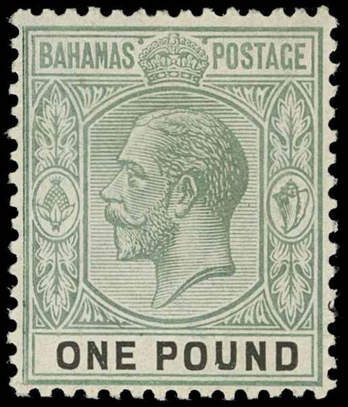 Bahamas Scott 56 Gibbons 89 Never Hinged Stamp