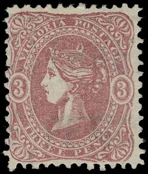 Australia / Victoria Scott 58 Gibbons 91 Mint Stamp
