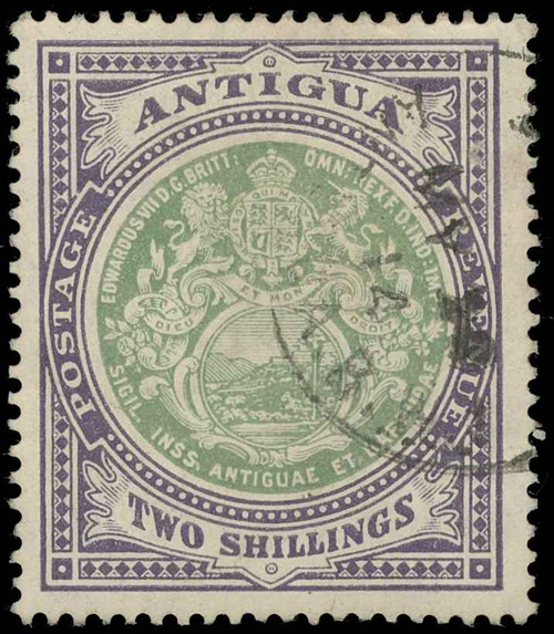 Antigua Scott 38 Gibbons 50 Used Stamp