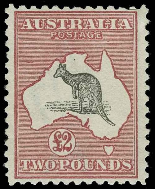 Australia Scott 1-15 Gibbons 1-16 Mint Set of Stamps