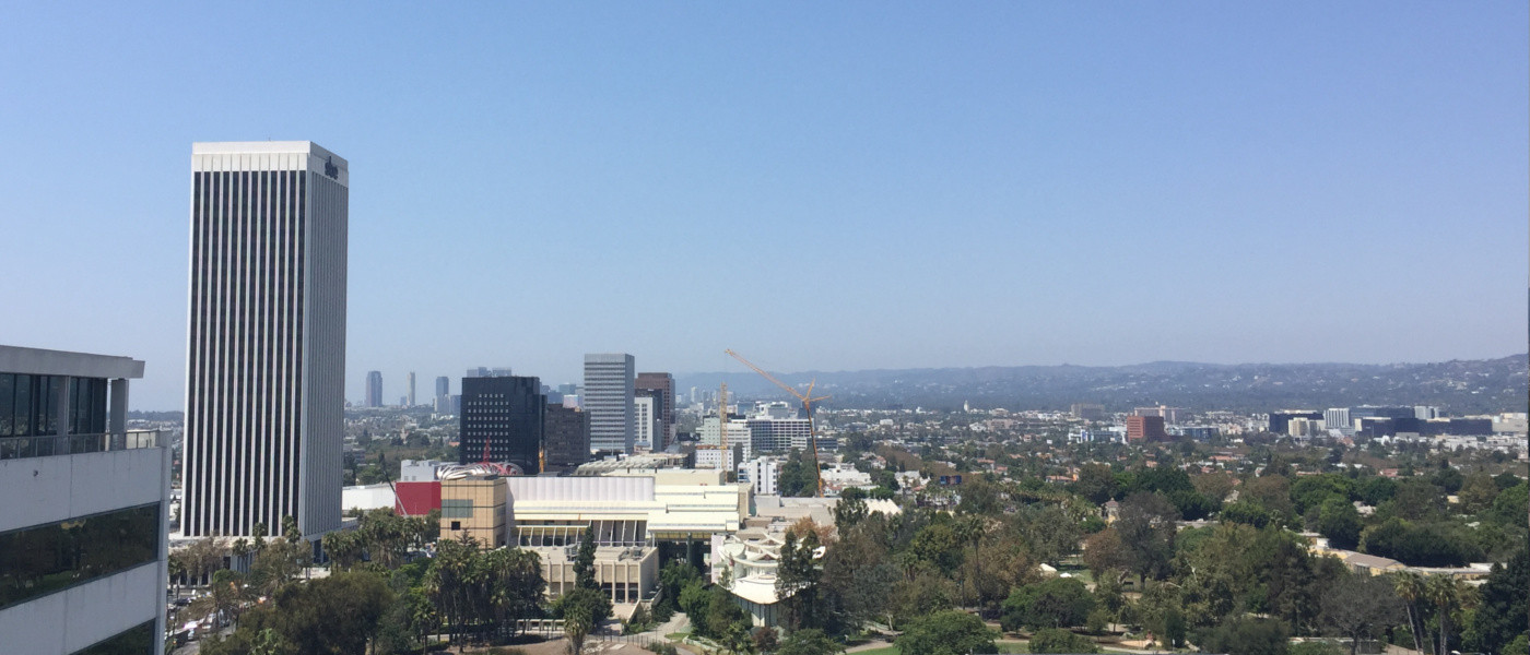LA City Scape