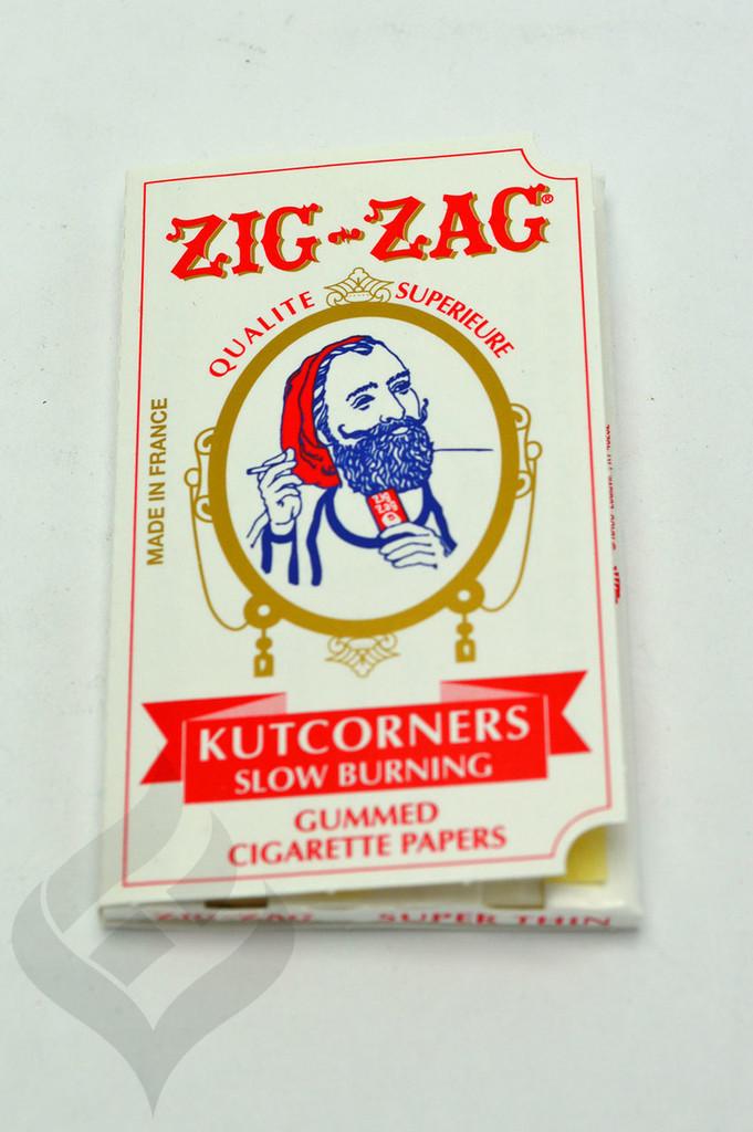 Zig Zag Kutcorner Rolling Papers