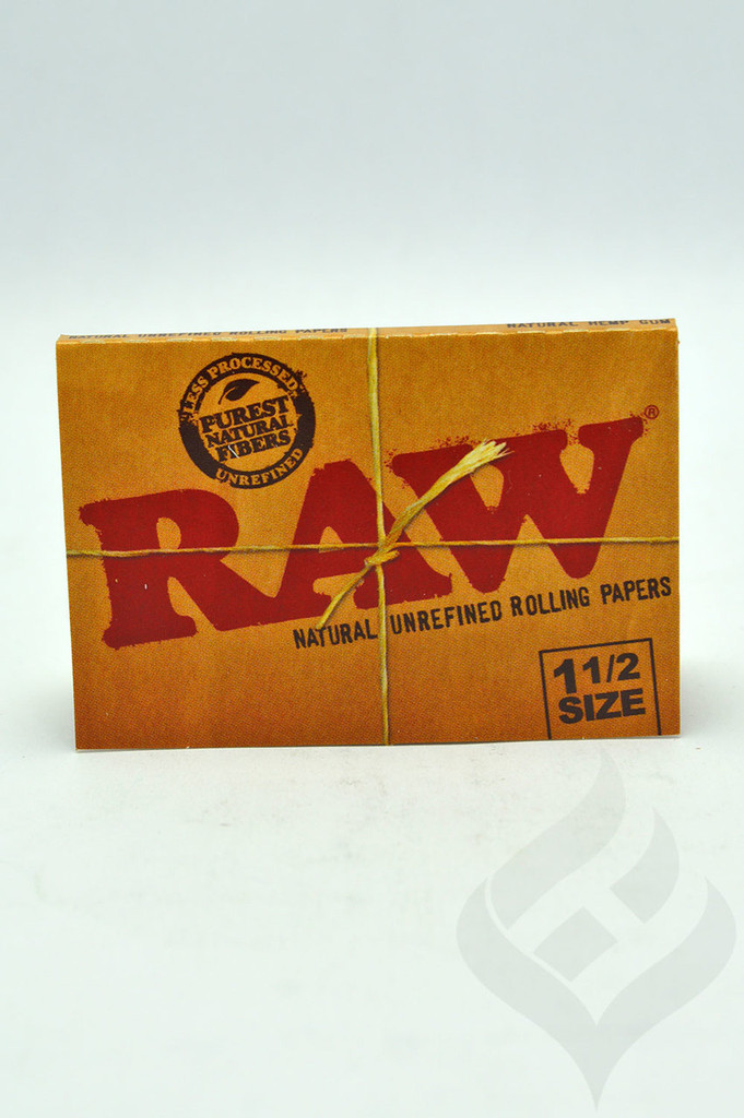 "RAW Natural 1 1/2"" Rolling Papers"