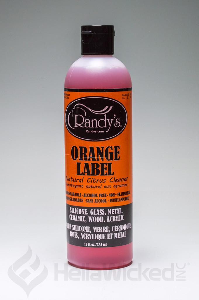Randy's Orange Label - Natural Citrus Cleaner 12fl. oz