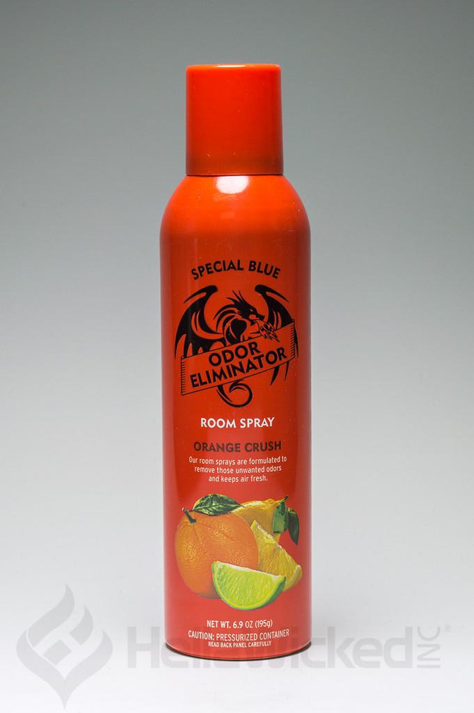 Special Blue Odor Eliminator Room Spray 6.9oz - Orange Crush