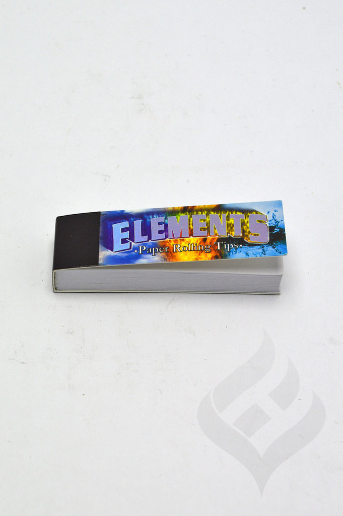 Elements Non-Perforated Roll Up Tips