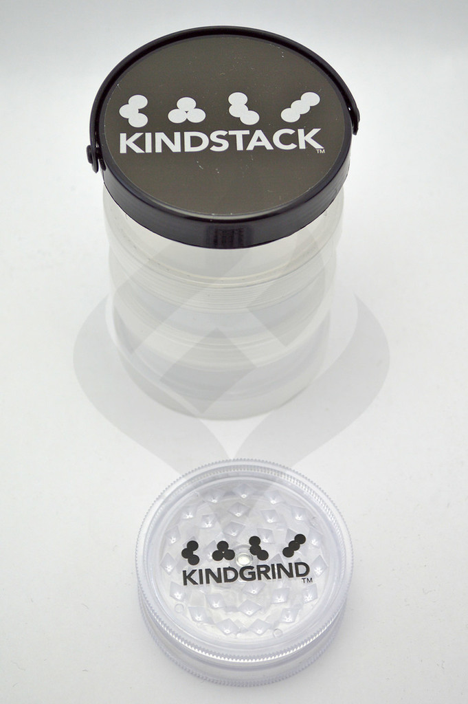 Kindstack Supreme w Grinder + Scope