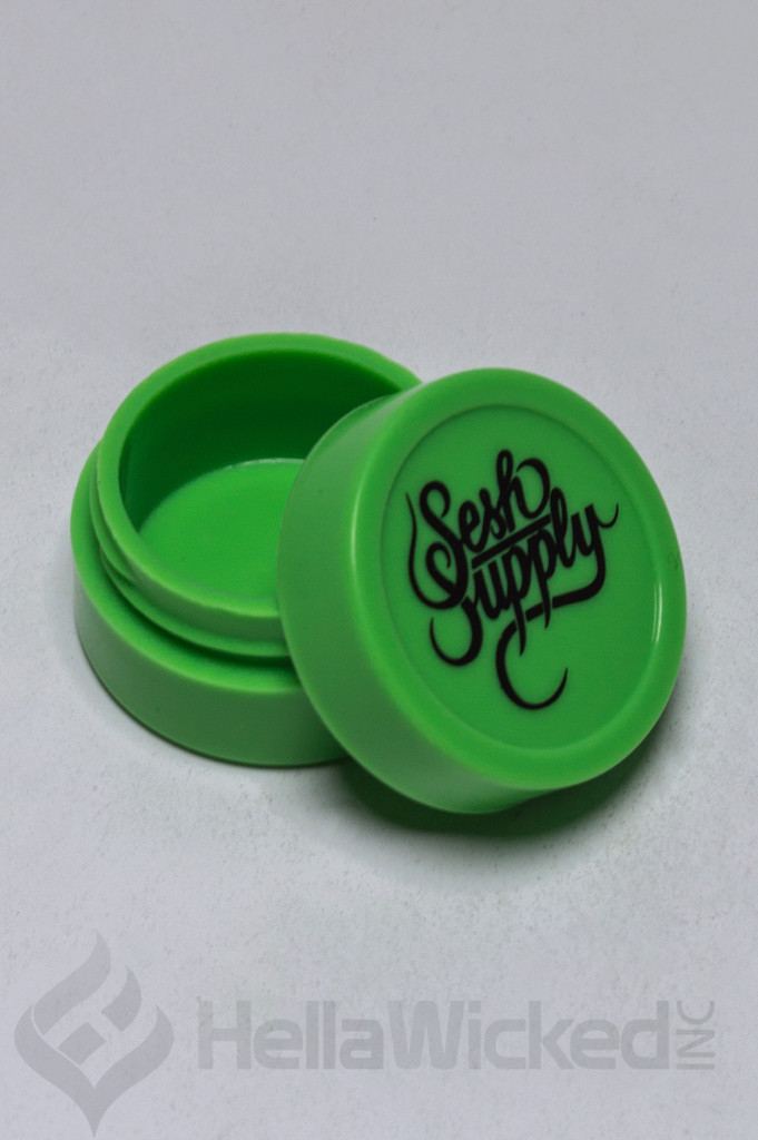 Sesh Supply Oil Slick Containers