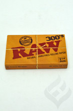 RAW Natural 300 Rolling Papers