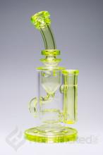 FatBoy Glass Slyrm Klein Recycler Rig