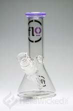Flo Mini Beaker - Purple Black