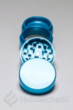 Aerospaced Grinder - Turquoise Small