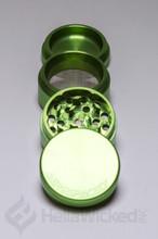 Aerospaced 4 Piece Grinder - Sea Green Small