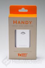 Yocan Handy 510 Thread Vape - Silver Front Box