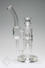 C2 Custom Creations Showerhead to Ratchet Recycler Bubbler - OG Side View