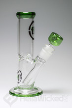 Flo Mini Tube - Green #3 Side View