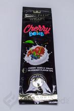 King Palm Wraps Cherry Bomb Palm Leaf Wraps 2pk