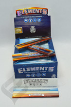 Elements King Size Slim Rolling Papers