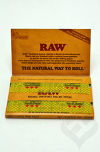RAW Natural Single Wide Rolling Papers