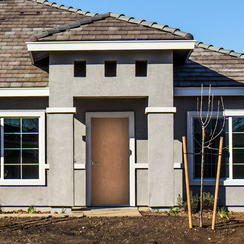 Construction Door