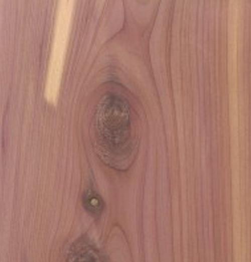 Cedar - Aromatic Custom Doors