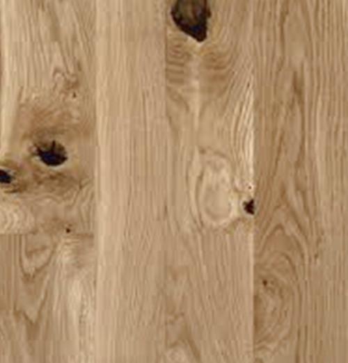 Oak - Rustic White Custom Doors